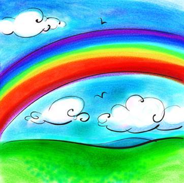 rainbowclipart